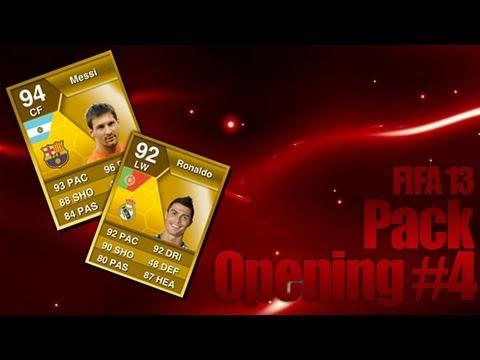 FIFA 13 Ultimate Team Live Pack Opening #4 : Das Geht Besser! HD [DEUTSCH]