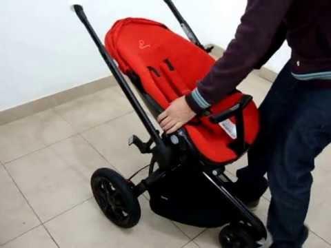 Cochecito carrito de bebe mood quinny europeos aluminio - Cochecitos bebe quinny ...