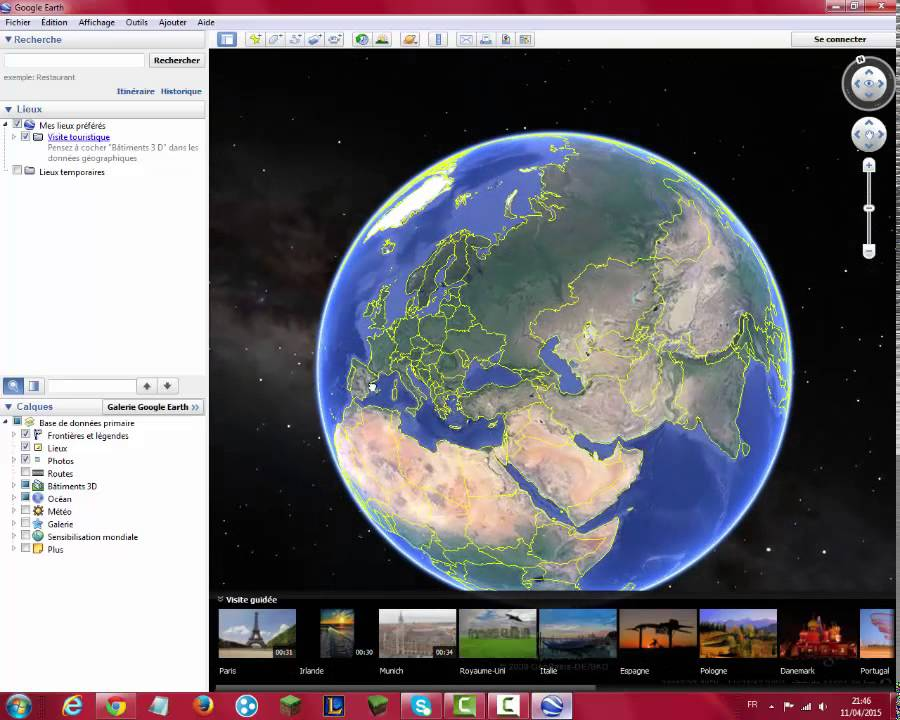 telecharger google earth windows 8 64 bits