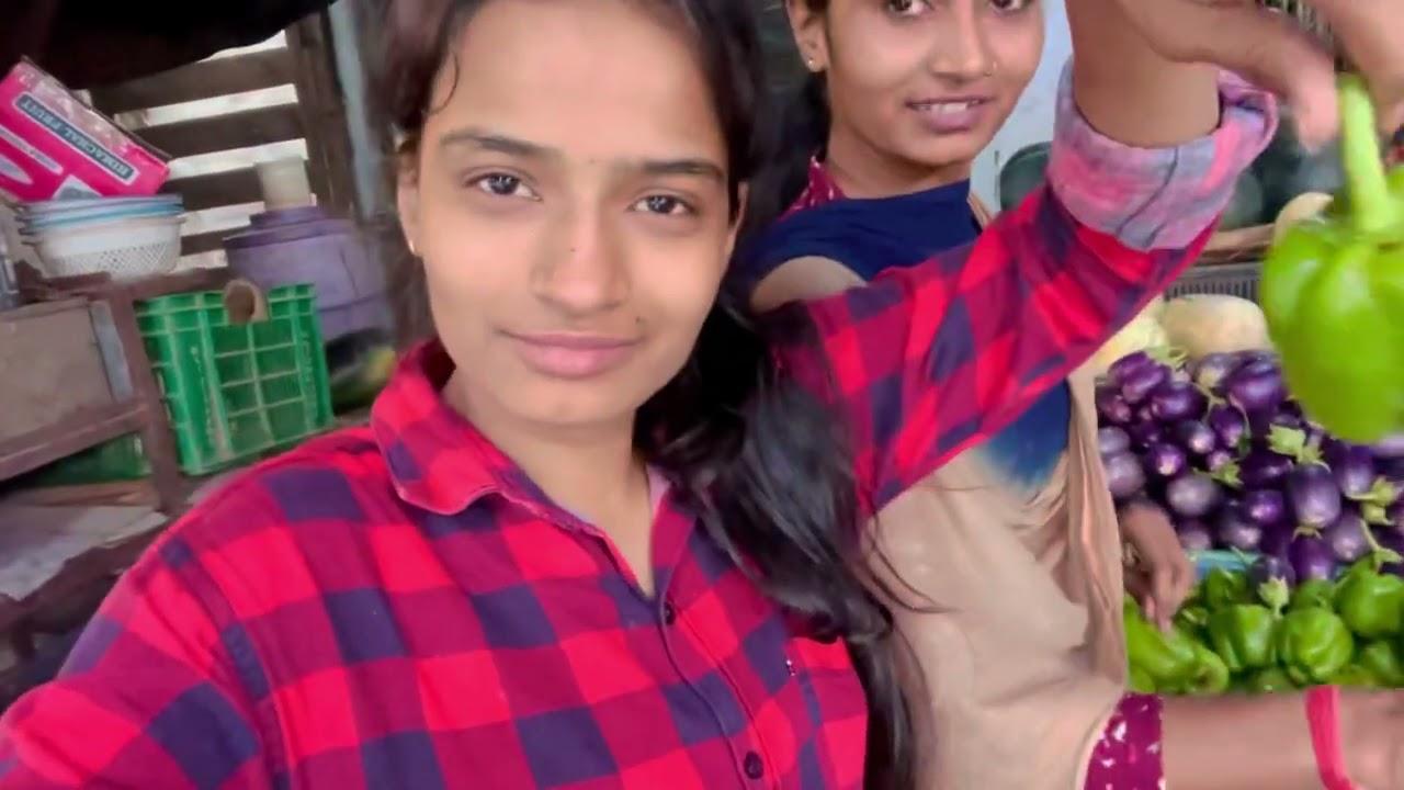 || Barwala Ki Market Dekho Ek Baar Dosto Kitni Aachi Hai ||😱🤣 Priyanka hard work new video