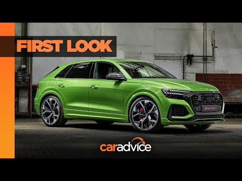 2020 Audi RSQ8 revealed! Hypo sports-luxury SUV | CarAdvice