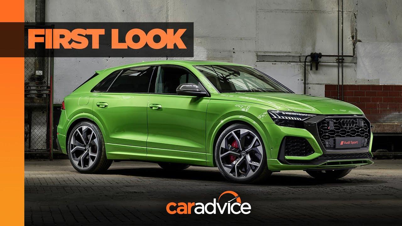 2020 Audi RSQ8 Revealed! Hypo Sports-luxury SUV