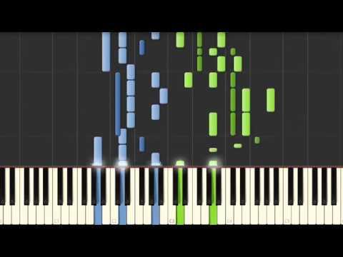 MTC - S3RL | Piano Tutorial | Synthesia | [Hard]
