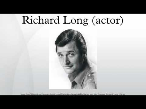 Richard Long (actor)