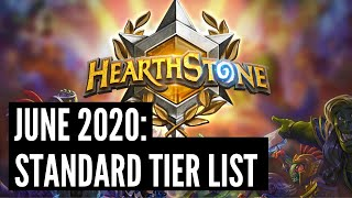 Hearthstone Standard Tier List: June 2020 | Ashes of Outland