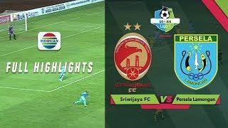 Sriwijaya FC (5) vs (1) Persela Lamongan - Full Highlight | Go-Jek Liga 1 Bersama Bukalapak
