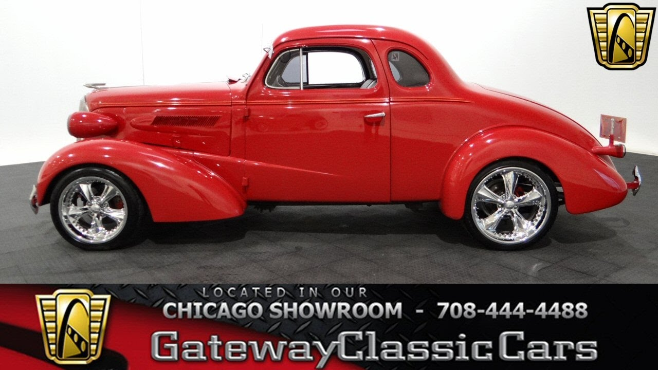 1937 Chevrolet Master Deluxe Gateway Classic Cars Chicago #1077 ...