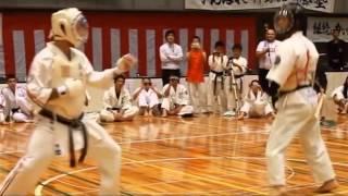 29-й Кубок Японии по Косики каратэ - фильм Николая Коровина