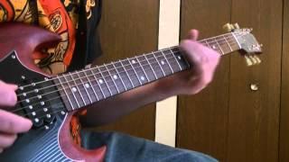 AC/DC-SHAKE A LEG-RHYTHM GUITAR