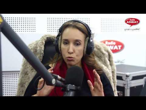 Asmâa Morine Azzouzi Présidente de l'AFEM invitée de Libre échange
