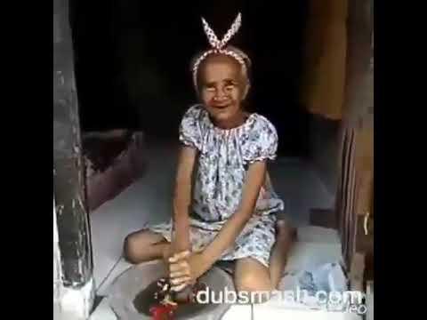 Nenek Gaul numpang goyang
