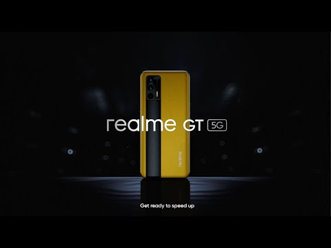 realme GT | Official Product Video