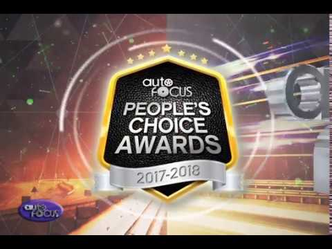 AUTO FOCUS PEOPLE'S CHOICE AWARDS WINNERS   INDUSTRY NEWS