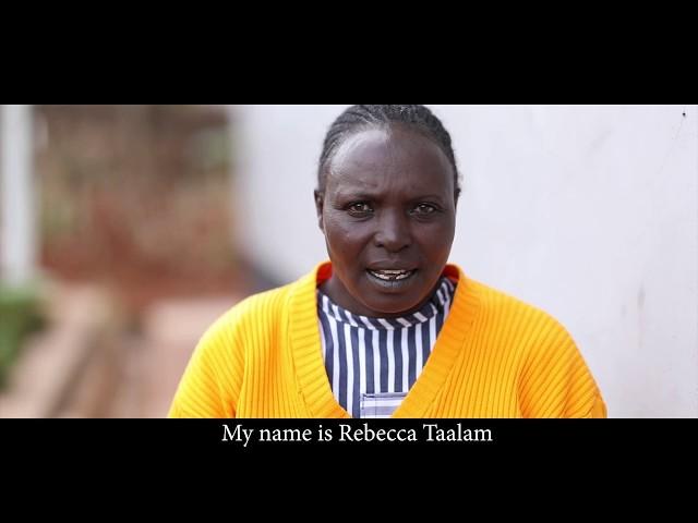 Cross Stitch International - Rebecca's Story