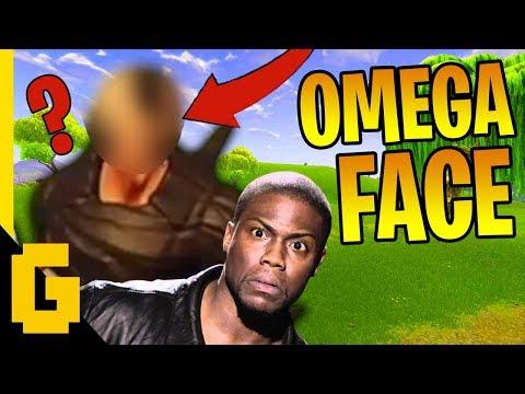 OMEGA FACE REVEAL!!! - Fortnite: Funny & Epic Moments #8