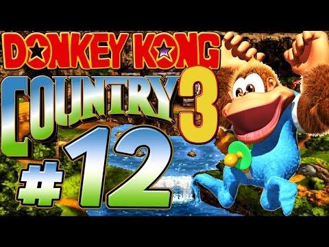 DONKEY KONG COUNTRY 3 # 12 ★ Panzerknacker-Kong im Hitzeblitzwitz! [HD]