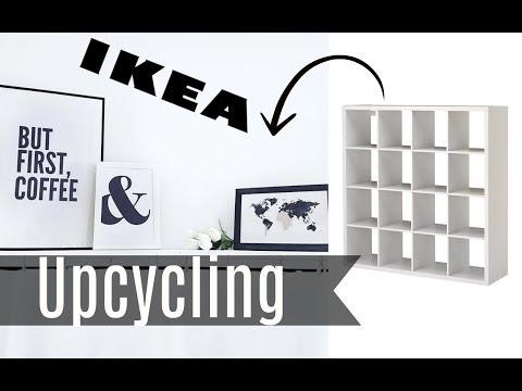 IKEA UPCYCLING HACK I ROOM DIVIDER I Ashley Forsson