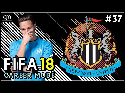 FIFA 18 Newcastle Career Mode: Debut Kedua Florian Thauvin & Rémy Cabella #37