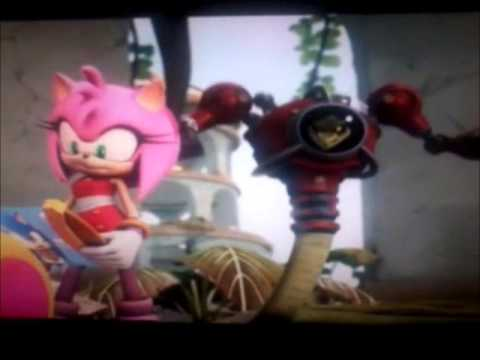 Sonic Boom (Amy get kidnapped) - YouTube