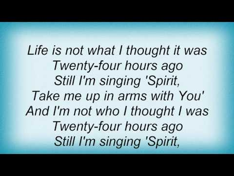 Switchfoot - 24 Lyrics