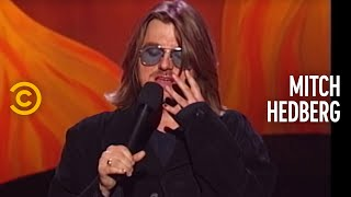 Mitch Hedberg's Death Metal Band Wasn't That Intense