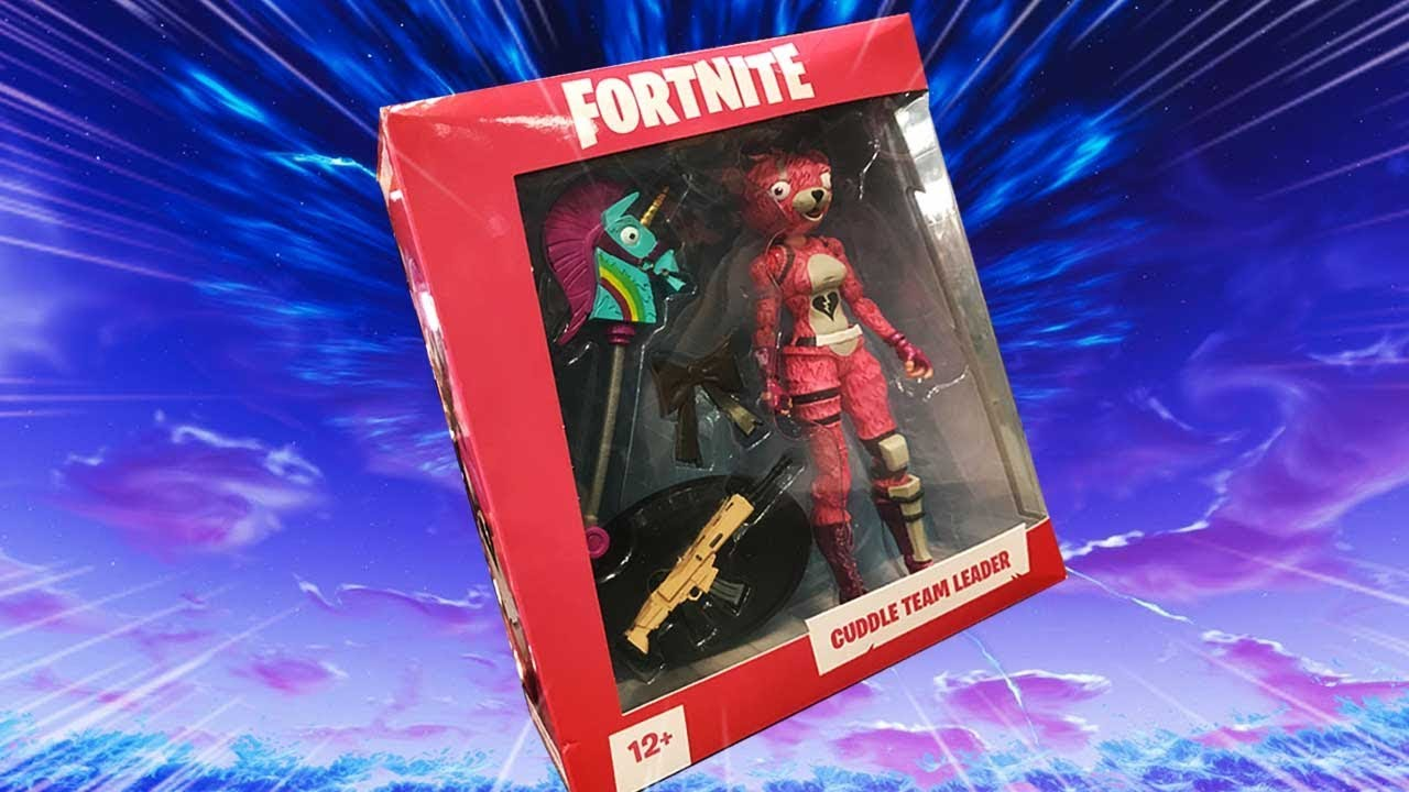 Fortnite Action Figures Are Dropping This Fall Ign Access Youtube