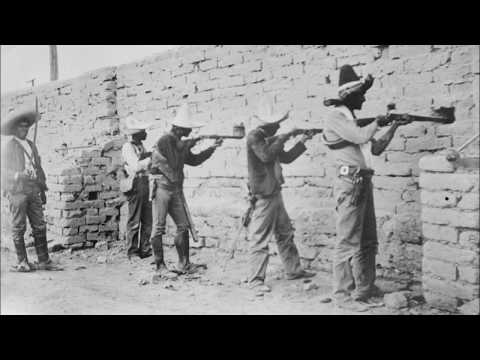 Photographs of the Battle of Ciudad Juárez During the Mexican Revolution (1911)