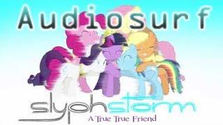 Audiosurf: A True True Friend (instrumental cover) by SlyphStorm
