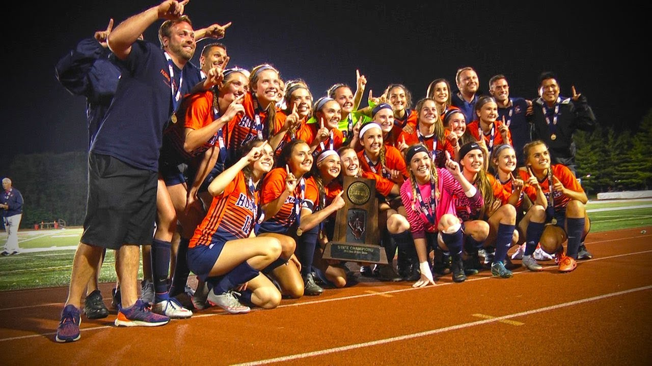 Barrington Vs Naperville North 3a Ihsa Girls State Soccer Final 6 1 19 Youtube