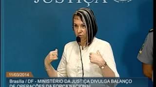 Governo divulga Boletim 2013 do Departamento da Força Nacional de Segurança Pública