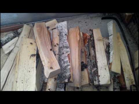 Как осина чистит дымоход