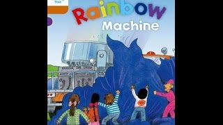 ERIN-Oxford Reading Tree (Stage 8) #The Rainbow Machine