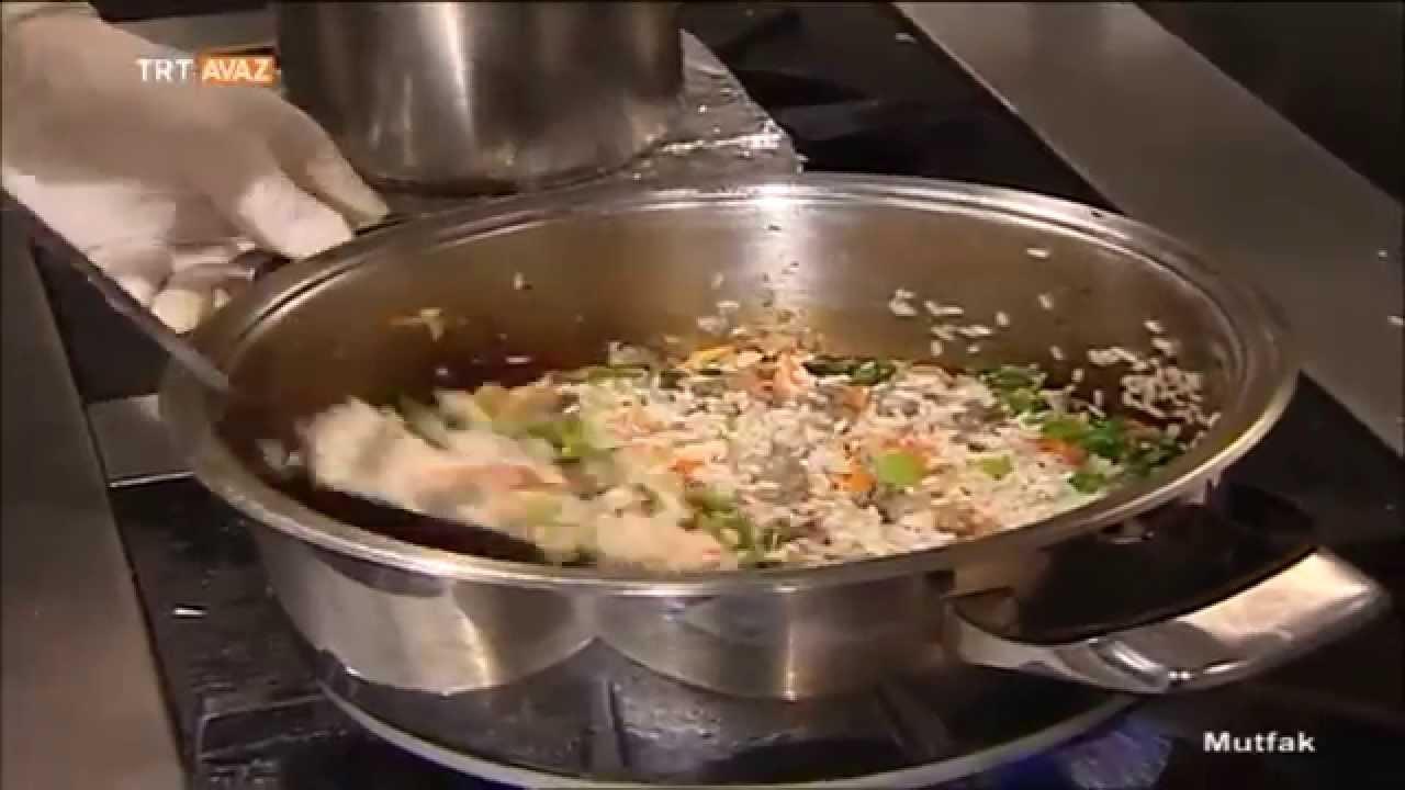 Özbek Pilavı Nasıl Yapılır? - Özbek Mutfağı - Mutfak - TRT Avaz