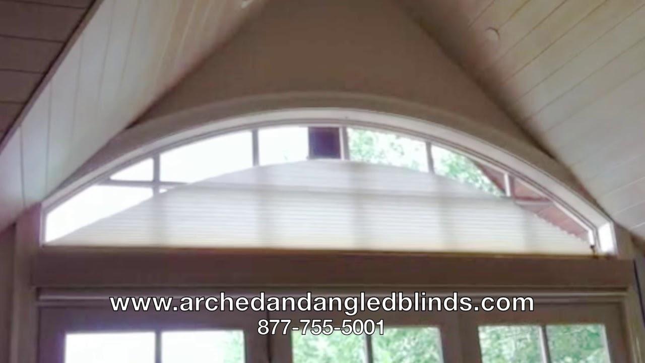 Arch Blind Motorized Youtube