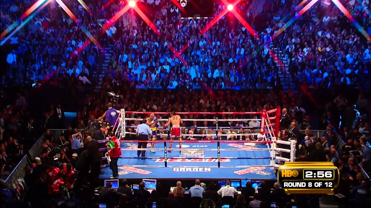 Classic Boxing: Cotto vs. Margarito 2 2011 (HBO Boxing) #1