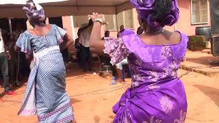 How a typical Traditional Event Begins in Ibusa