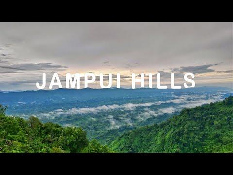 Jampui Hill Trip (Tripura)