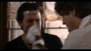 they took my thumb - Full scene - Eric Roberts & Mickey Rourke - The Pope of Greenwich Village