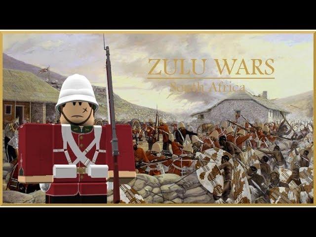 Roblox Zulu War Youtube