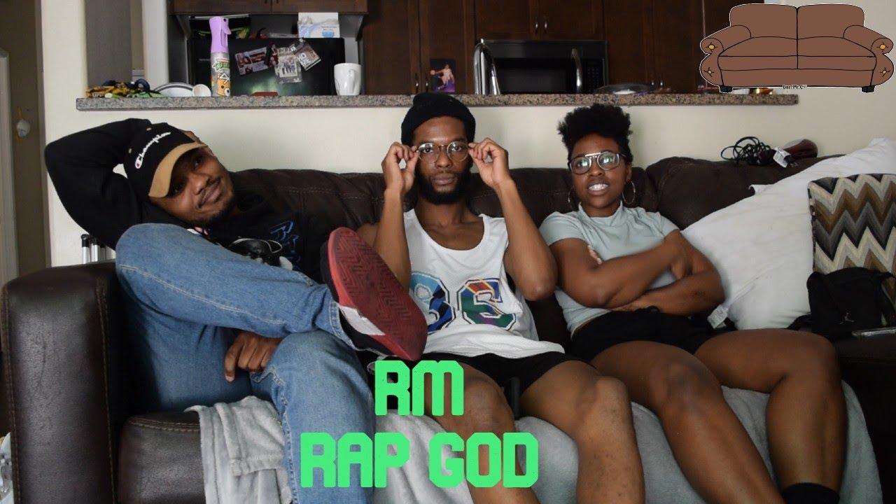 RM | God Rap | LKKP