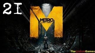 Прохождение Metro: Last Light (Метро 2033: Луч надежды) [HD|PC] - Часть 21 (Мёртвый город)