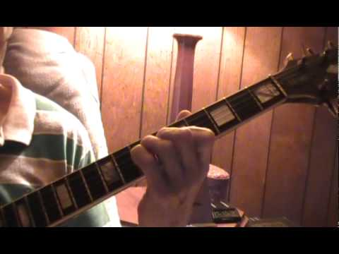 Michelle The Beatles Solo Guitar Chord Melody Youtube