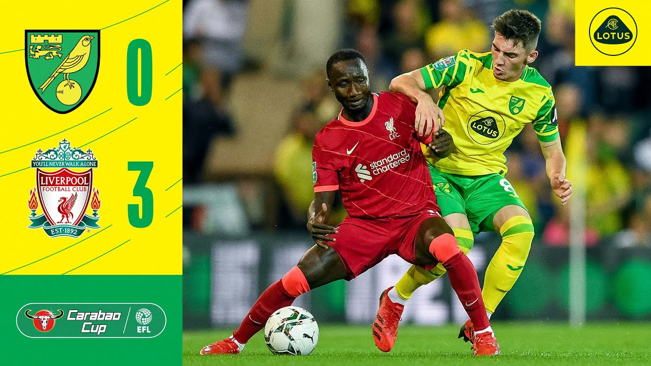 Download CARABAO CUP HIGHLIGHTS | Norwich City 0-3 Liverpool