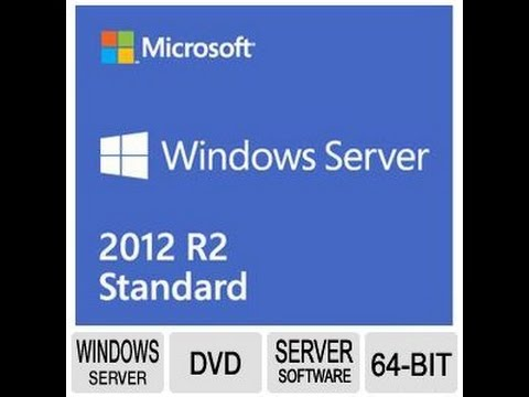 Hướng dẫn Crack Windows Server 2012 R2 Standard