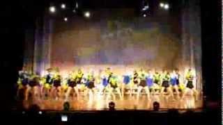 Welcome Step Dance 2014