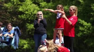 i9 Sports 352: North Wilmington Cheer Highlights (4/21/18)