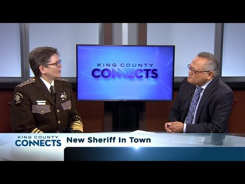 King County Connects with Sheriff Mitzi Johanknecht