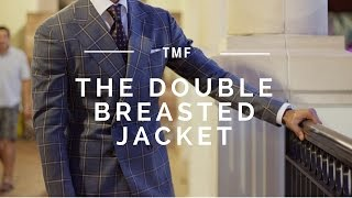 The Double Breasted Jacket
