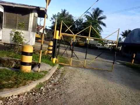 Lorengau Town morning view, Manus Island