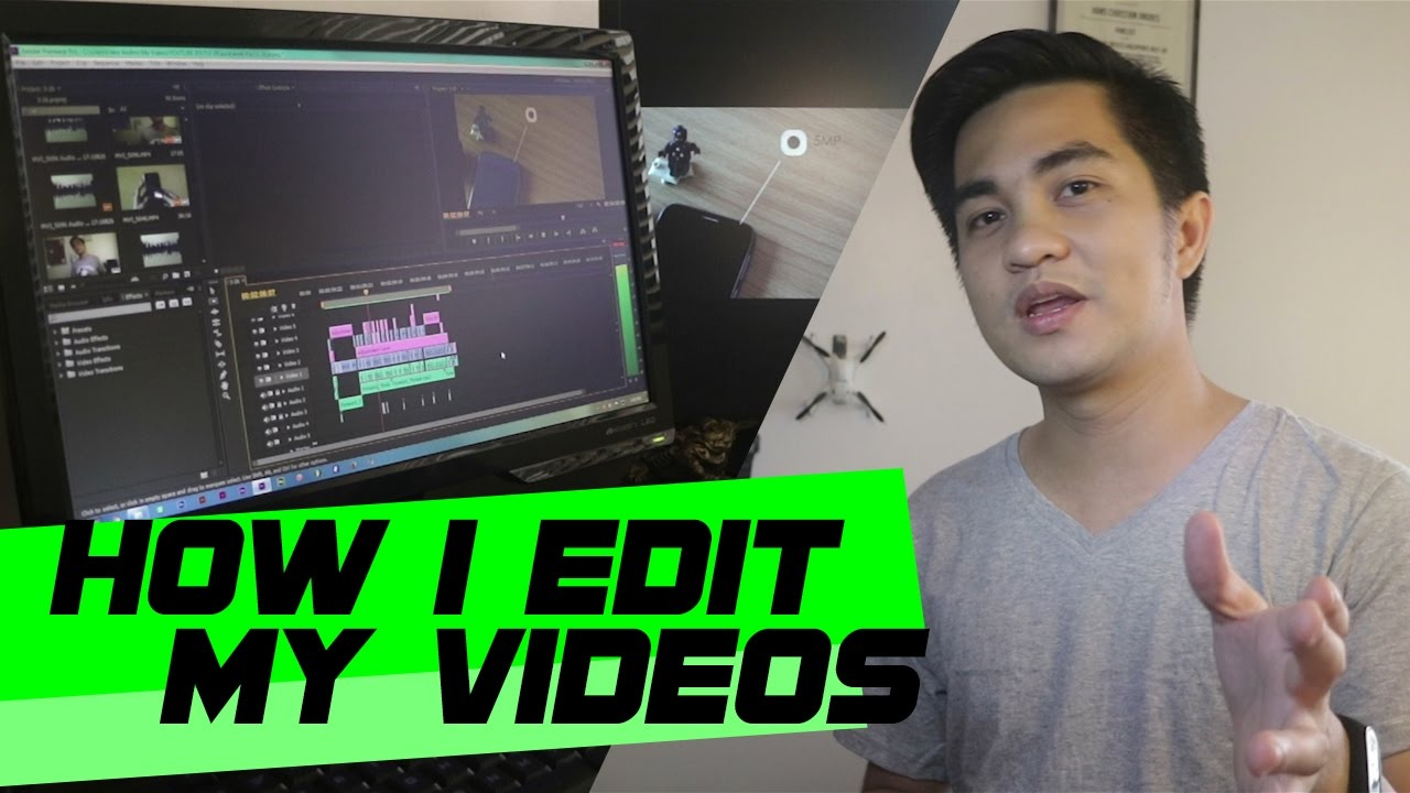 How to edit videos quickly and easily youtube how to edit videos quickly and easily ccuart Choice Image